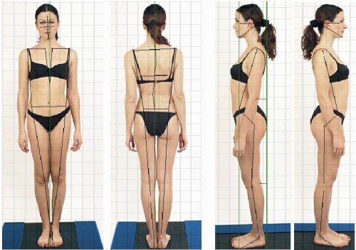buena postura corporal