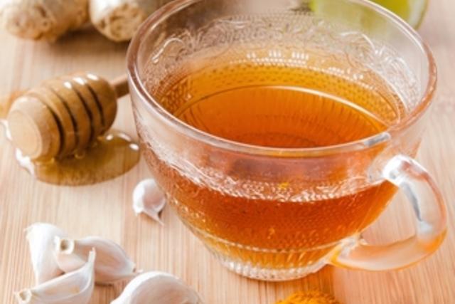 El té de cúrcuma tiene antioxidantes que disminuyen el colesterol